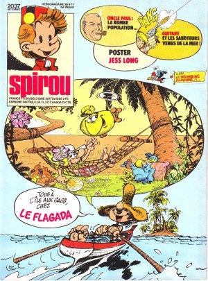 Album Spirou (recueil) # 2037