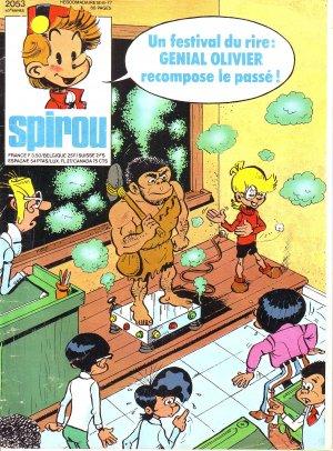 Album Spirou (recueil) # 2053