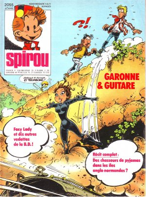 Album Spirou (recueil) # 2055