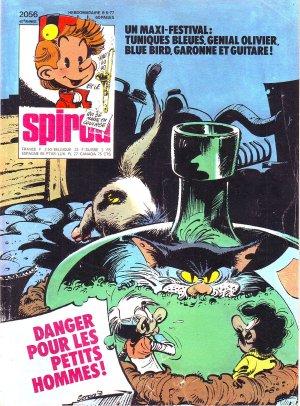 Album Spirou (recueil) # 2056