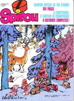 Album Spirou (recueil) # 2121