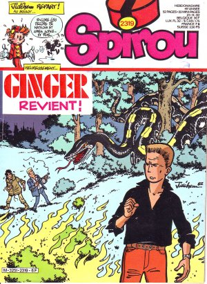 Le journal de Spirou 2319