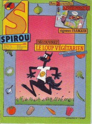 Le journal de Spirou # 2481