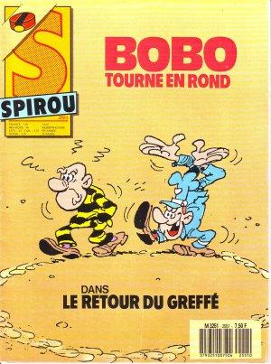 Album Spirou (recueil) # 2551