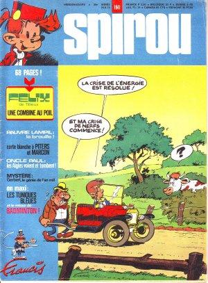 Le journal de Spirou # 1941