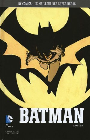 DC Comics - Le Meilleur des Super-Héros 14 - Batman Year One