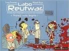 Labo Reutwar édition TPB softcover (souple)