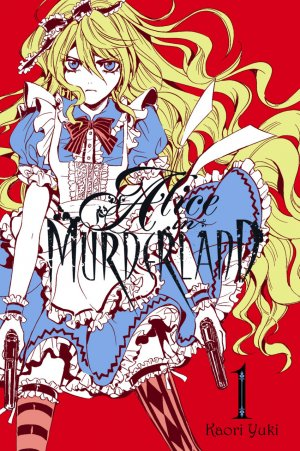 Alice in Murderland édition Simple