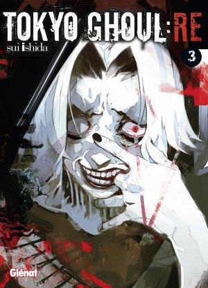 Tokyo Ghoul : Re # 3