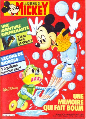 Le journal de Mickey 1731