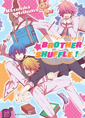 Brother Shuffle! édition Simple