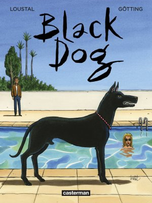 Black dog édition simple