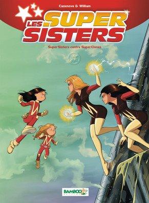 Les super sisters # 2 simple