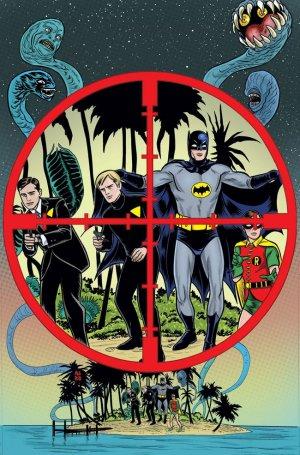 Batman '66 meets the man from U.N.C.L.E. # 4 Issues