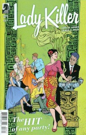 Lady Killer # 3 Issues V1 (2015)