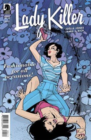 Lady Killer # 4 Issues V1 (2015)
