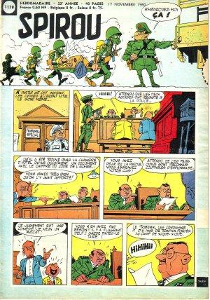 Le journal de Spirou # 1179
