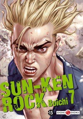 couverture, jaquette Sun-Ken Rock 7  (Doki-Doki)