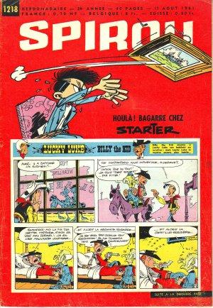 Le journal de Spirou # 1218