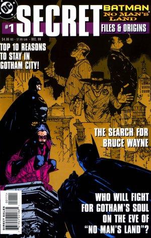 Batman - No Man's Land Secret Files édition Issues