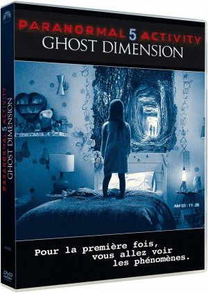 Paranormal Activity 5 Ghost Dimension #0