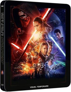 Star Wars : Episode VII - Le Réveil de la Force édition Combo boitier Steelbook