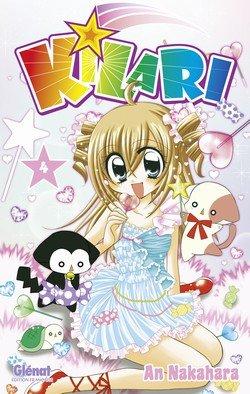 couverture, jaquette Kilari 4  (Glénat Manga)