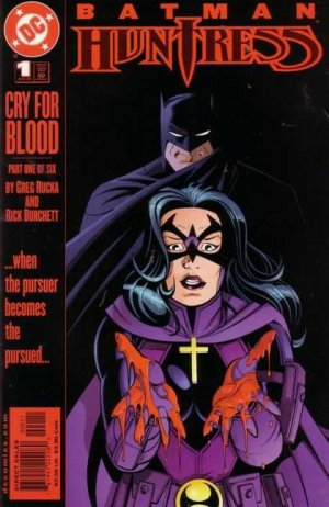 Batman / Huntress - Cry for Blood # 1 Issues