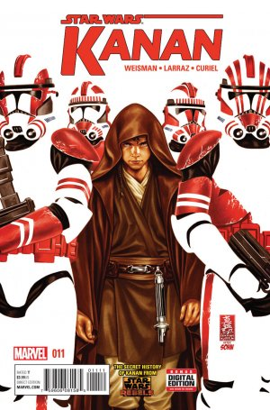 Star Wars - Kanan # 11 Issues V1 (2015 - 2016)