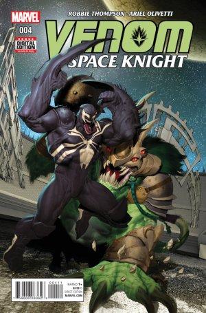 Venom - Agent du cosmos # 4 Issues (2015 - 2016)