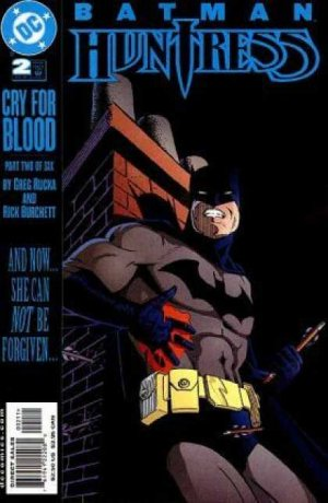 Batman / Huntress - Cry for Blood # 2 Issues