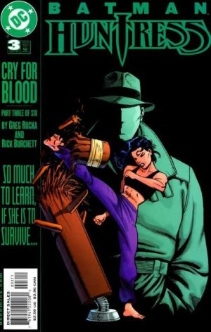 Batman / Huntress - Cry for Blood # 3 Issues