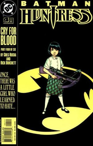 Batman / Huntress - Cry for Blood # 4 Issues