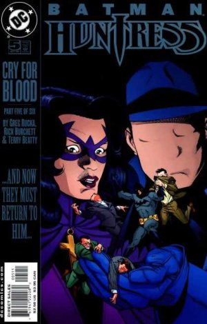 Batman / Huntress - Cry for Blood # 5 Issues