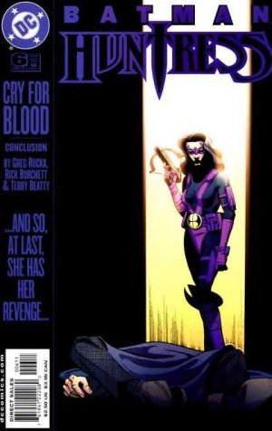 Batman / Huntress - Cry for Blood # 6 Issues