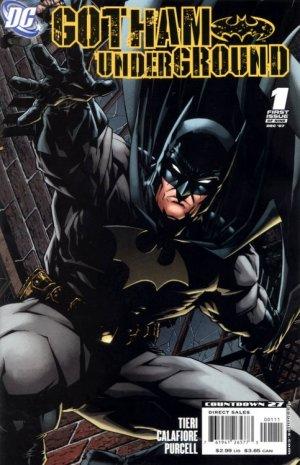 Batman - Gotham Underground édition Issues