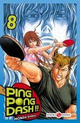 Ping Pong Dash !! T.8