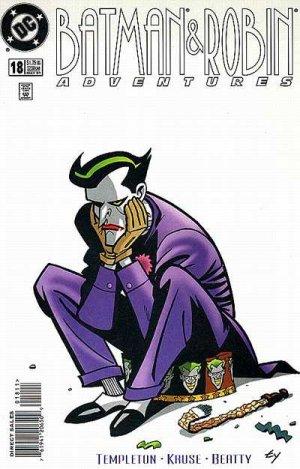 Batman & Robin Aventures # 18 Issues