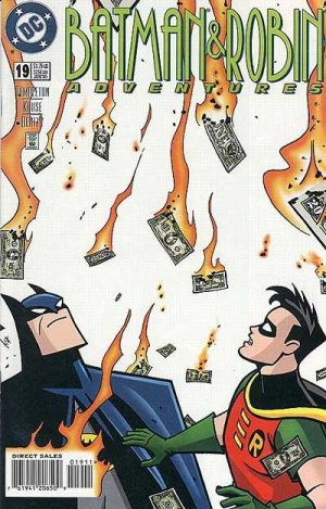 Batman & Robin Aventures # 19 Issues