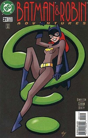 Batman & Robin Aventures # 21 Issues