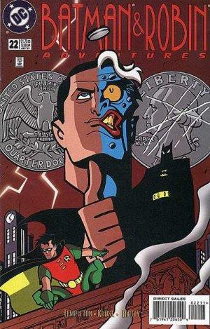Batman & Robin Aventures # 22 Issues