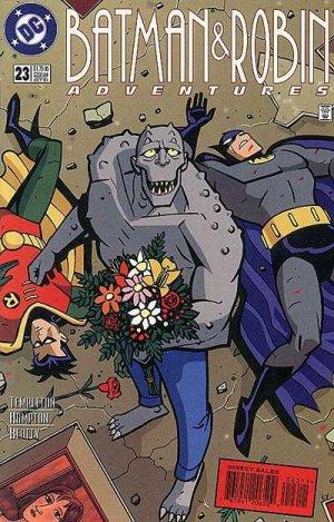 Batman & Robin Aventures # 23 Issues