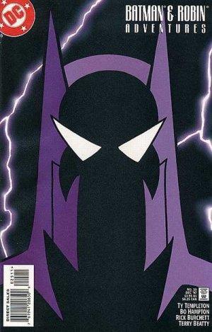 Batman & Robin Aventures # 25 Issues