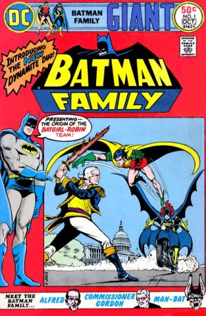 Batman Family édition Issues