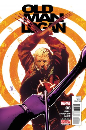 Old Man Logan # 3 Issues V2 (2016 - 2018)