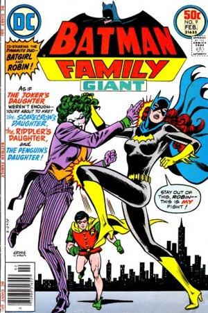 Batman Family # 9 Issues
