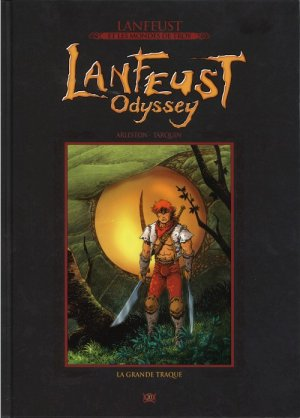 Lanfeust odyssey 4