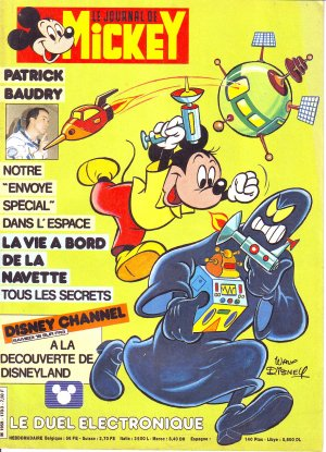 Le journal de Mickey 1703