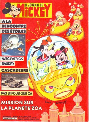 Le journal de Mickey 1704