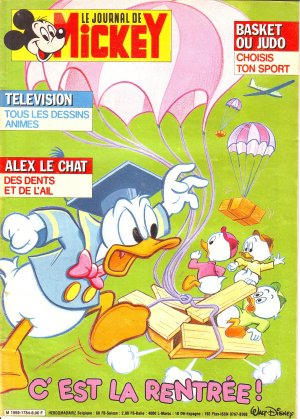 Le journal de Mickey 1784